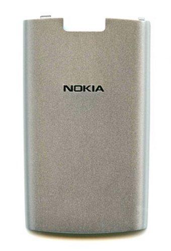 Nokia X3-02 Touch Tapa del compartimiento de la batería, Battery Cover C-Cover original White