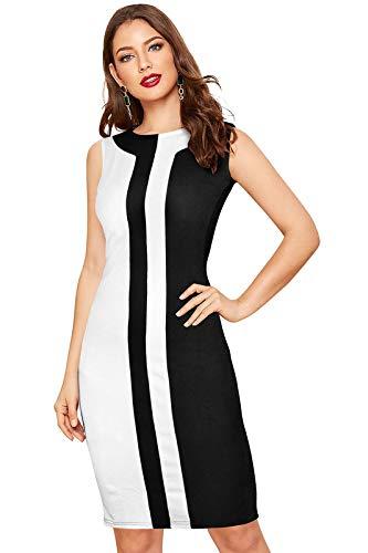 Fashion2wear Women's Stylish one Peace Dress  Black, L