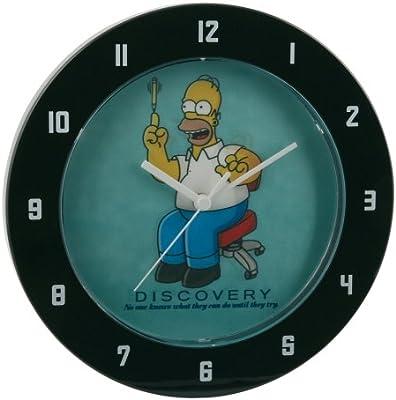 Wesco Homer Lenticular Lens Wall Clock