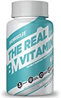Bigmuscles Nutrition The Real Vitamin Advanced Multivitamin [60 Servings, Chocolate Flavoured]   Immunity Boosters,...