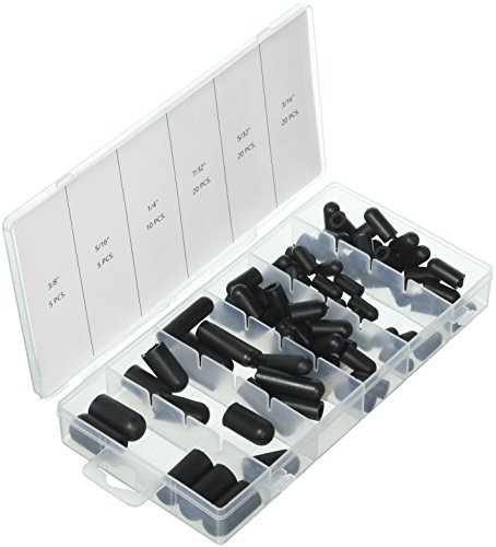 Cal Hawk Tools CAPVC80 Vacuum Cap Assortments Vakuumverschluss-Sortiments-Set