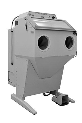 Trocken Injektorstrahlanlage 75 IN Sandstrahlkabine, Sandstrahlmaschine