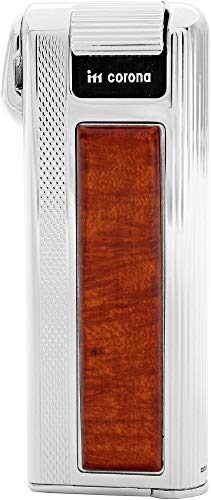 IM Corona Pipemaster Pfeifen Feuerzeug Piezo Klassiker Edelholz Inlay Made in Japan Pfeife