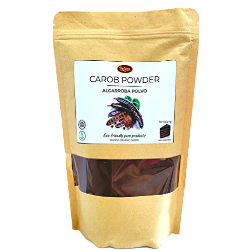 Valyen Superfood Polvo/Harina de algarroba Organic Carob Powder/Flour 500g