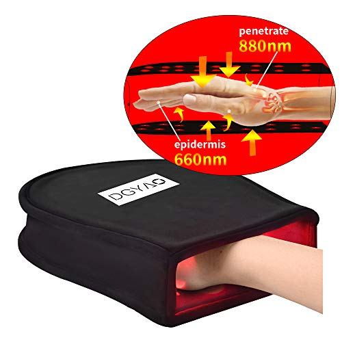 Check Out This Near Infrared Red Light Therapy Devices Beneficial to Hands Fingers Wrist Arthritis J...