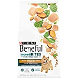 Purina Beneful Incredibites With Farm-Raised Chicken, Small Breed Dry Dog Food - 3.5 lb. Bags (4 Pack)