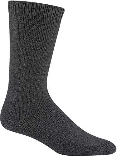 Wigwam 40 Below Sock F2230 Sock, Charcoal - MD