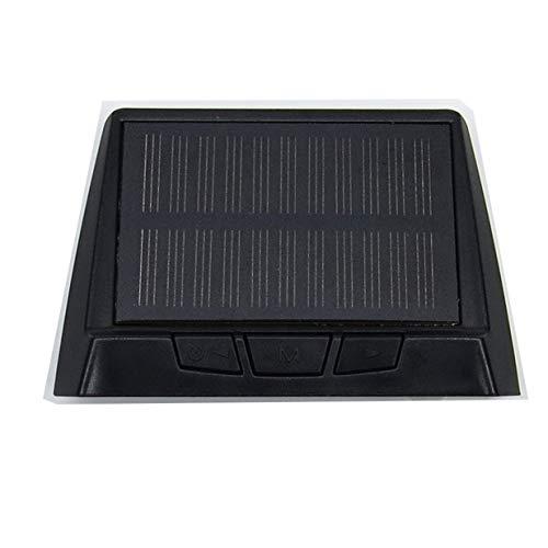 banbie8409 Für Steelmate Tp-s1i Tpms-Reifendruckkontrolle Drahtlos Solarbetriebene Anzeige