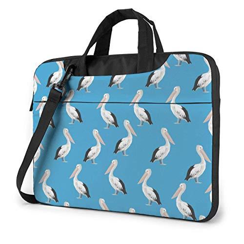 Pelican Laptop Sleeve Case 15.6 Inch Computer Tote Bag Shoulder Messenger Briefcase for Business Travel