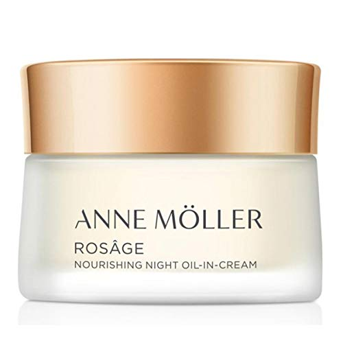 Anne Möller Rosâge Night Oil-In-Cream 50 Ml 1 Unidad 50 g