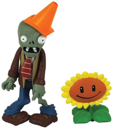 Plants vs Zombies - Figura de Juguete (Jazwares 92803)