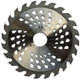 Lama per sega circolare di alta qualità (sega di precisione) da 200mm, per legno. Disco circolare da 200 mm x 20 mm (16mm) x 60denti