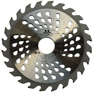 Hoja de sierra circular de calidad de 230 x 32 mm, con orificio y anillo reductor de 22, 25 y 30 mm para discos de corte de madera, 60 dientes