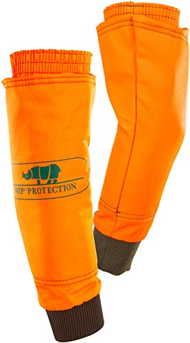 SIP Protection Arborist Sleeve Chainsaw Protection in Hi-Vis Orange