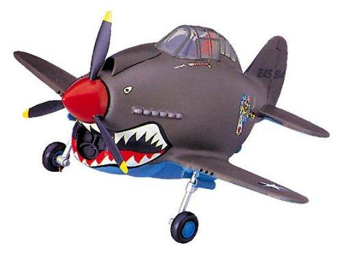 Hasegawa Egg Plane P-40 Warhawk Model Kit
