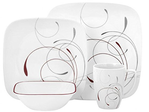 Corelle Square 16-Piece Dinnerware Set