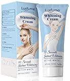 Whitening Cream, Skin Lightening Cream,Bleaching Lightening Cream , Effective Lightening Cream for Knees, Elbows, Armpit, Brightens & Nourishes Repairs Skins 60ml
