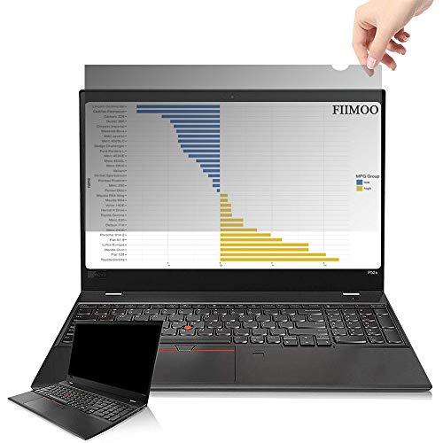 FiiMoo Filtre de Confidentialité Premium, 15.6  Notebook Privacy Filtre, Protecteur d écran de confidentialité pour Ordinateur Portable & Moniteur, (15.6 Pouces,16:9)