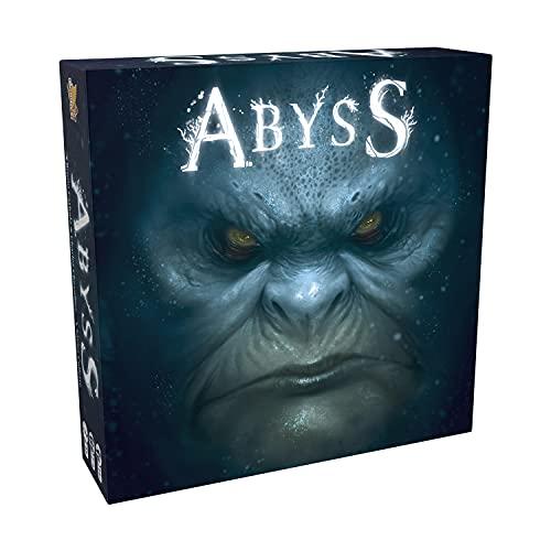 Abyss Juego de Mesa (el Arte de la Portada Puede Variar)