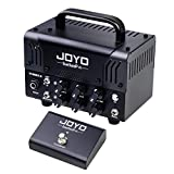 JOYO ZOMBIE-II (DUAL RECTIFIER) BanTamp XL Series Mini Amp Head 20 Watt Preamp 2 Channel Hybrid Tube Guitar Amplifier with Bluetooth