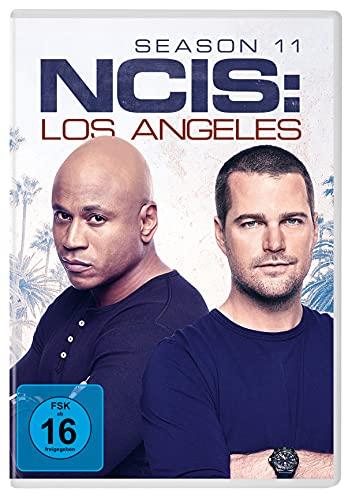 NCIS: Los Angeles - Season 11 [6 DVDs]