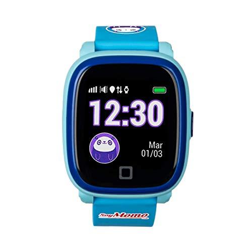 SoyMomo H2O - Reloj con GPS para niños - Reloj teléfono pa