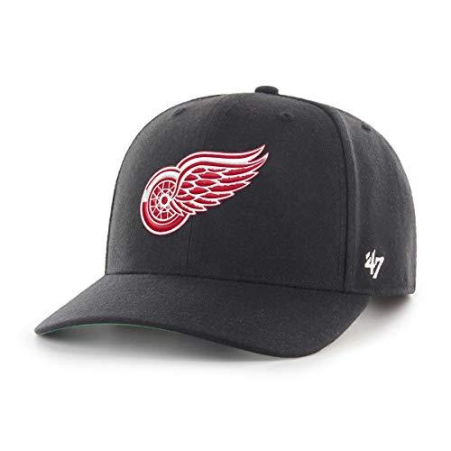 NHL Basecap Cap Detroit Red Wings Cold Zone 47 MVP DP