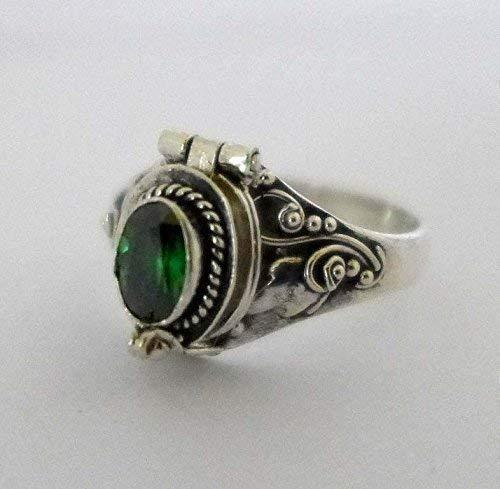 locket ring - 7