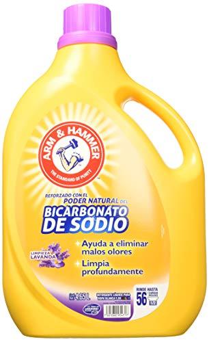Arm & Hammer Arm & Hammer Detergente Líquido Lavanda 4.65lt, color Morado, Grande, pack of/paquete de