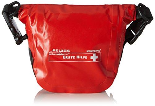Relags Plus, wasserdicht Erste-Hilfe-Set, Rot, One Size