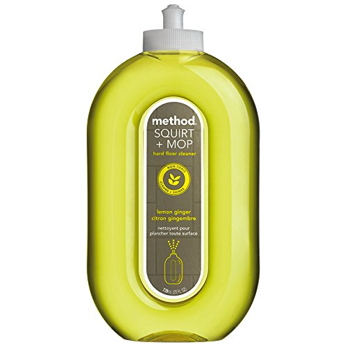 METHOD ALL PURPOSE FLOOR CLEANER SQUIRT AND MOP