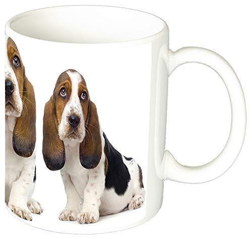 MasTazas Basset Hound A Tasse Mug