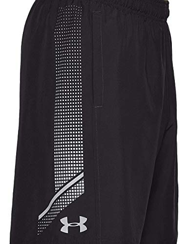 Under Armour Woven Graphic Short, Ultra-Light and Comfortable Men's Jogger Shorts, Breathable and Durable Running Shorts Men