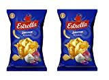 Estrella Patatas fritas (crema agria y sabor a cebolla), 70g - Pack de 2