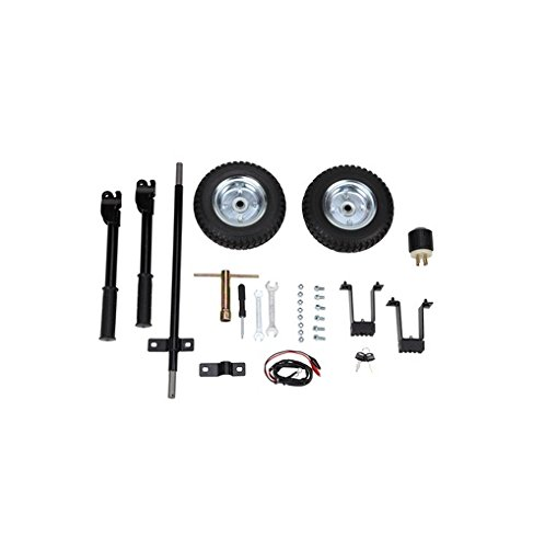 DuroStar DS4000S-WK Wheel Kit for DS4000S