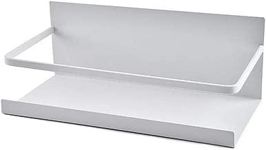 Ktyssp Kitchen Refrigerator Rack Magnetic Multi-Function Punch-Free Storage Rack Storage Shelf