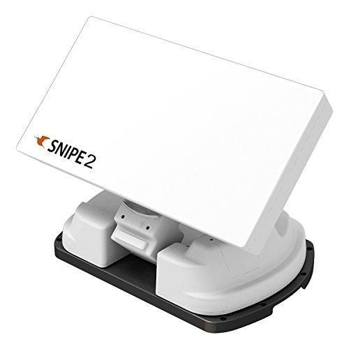 Selfsat Snipe 2 SE - inkl. Bodenplatte und Fahrzeugkabeldurchführung