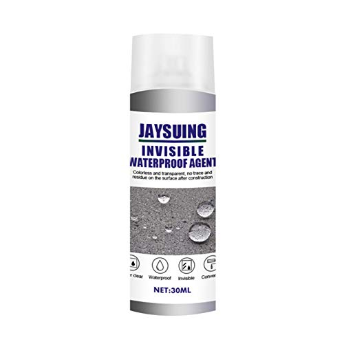 30ml Mighty Sealant Spray, Permeable Invisible Waterproof Agent - Super Polymer Waterproof Sealant - Leak Stop Sealant Spray-Wall Mending Agent-Tile Waterproofing Spray Agent-Seal Spray For Repairing