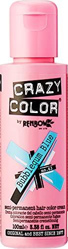 Renbow Crazy Color Coloration Semi-permenant bubblegum blue 100 ml