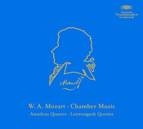 Amadeus Quartet & Loewenguth Quartet