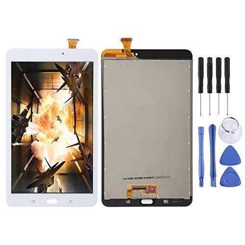 Ebogor Vervangend LCD-scherm en digitizer voor Samsung Galaxy Tab 8.0 E T377 (wifi-versie) zwart, Wit