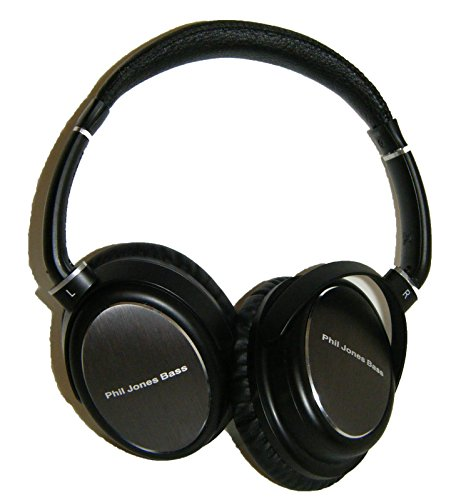 PHIL JONES 312048 H-850 Headphone for Bass Player Gitarre Zubehör