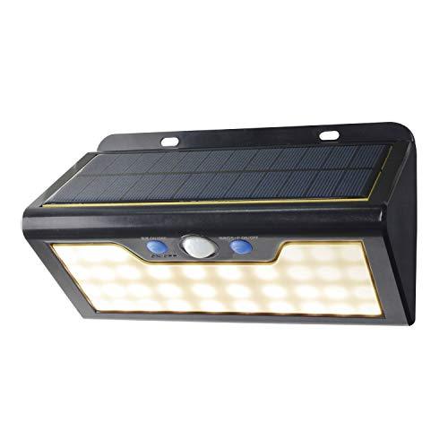 エルパ LEDセンサーウォールライト ソーラー発電式 ESL-K411SL-L