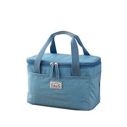 Sac À Déjeuner Sac à Lunch,Lunch Bag Sac Fraîcheur Portable Isotherme Fourre-Tout Le École Le Travail