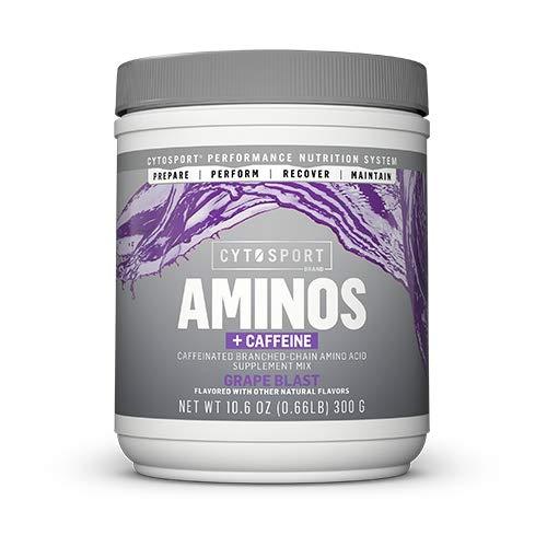 Cytosport Aminos +Caffeine Grape Blast Ohne Pfand, 300 g