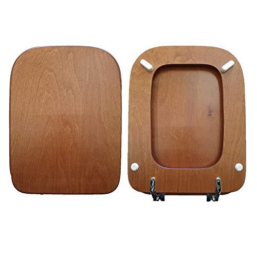 Copriwater CONCA IDEAL STANDARD NOCE compatibile legno massello