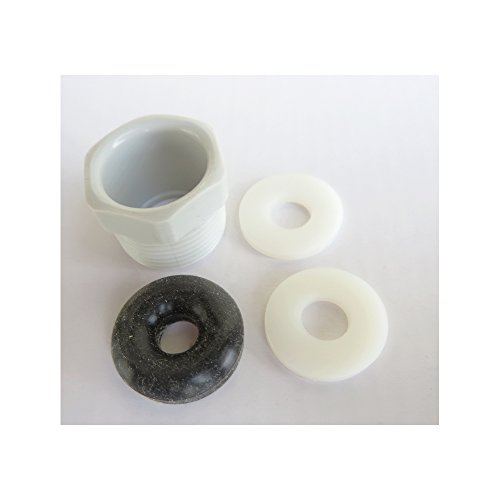 alfa-pool Kabelabdichtung 8mm Druckschraube PG 16 für Wibre Einbautopf