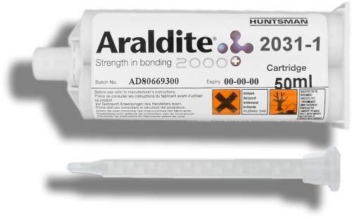 Araldite 2031-1 | 50 ml Doppelkartusche mit ZMS