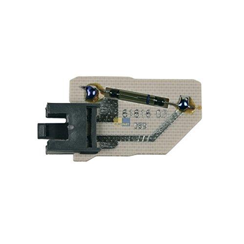 Miele 5544030 ORIGINAL Flügelradzähler Durchflusszähler Zähler Platine Modul Elektronik Spülmaschine Geschirrspüler