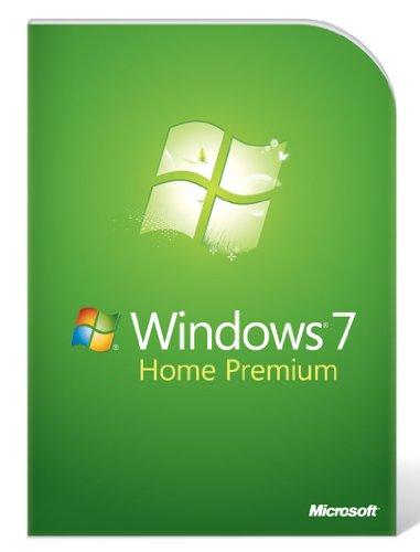 Windows 7 Home Premium 32/64 Bit deutsch [import allemand]